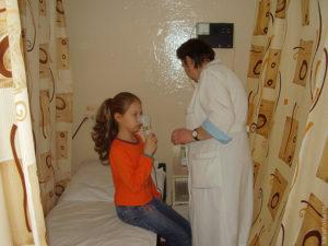 Санатории для лечение ЛОР заболеваний для детей