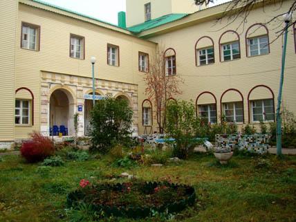 Санаторий им.Чкалова в Самарской области для детей с онко-заболеваниями