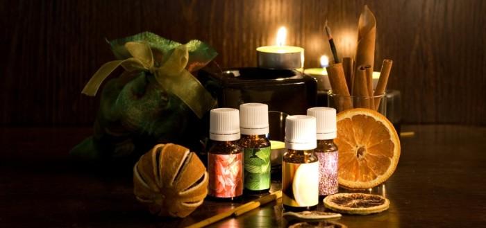 Лечение аромамаслами