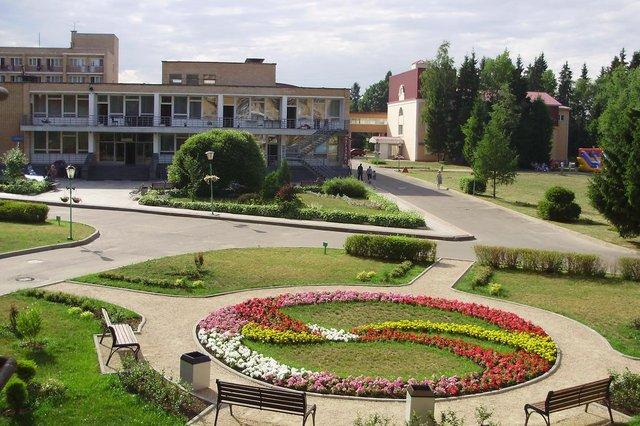 Санаторий «Виктория», Подмосковье