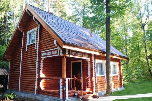Пансионат «Вятичи», Калужская область