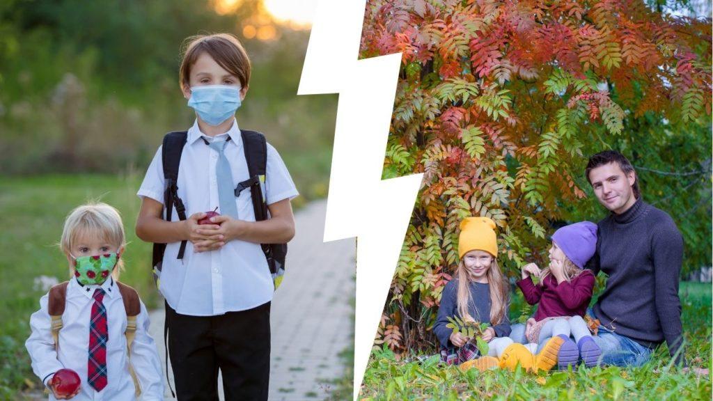 Расписание осенних каникул в школах России на учебный 2021-2022 год